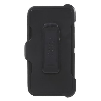 OTTERBOX Defender Rugged Protection Hybird Case for iPhone 7 4.7inch - All Black - intl