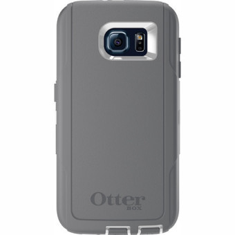 OtterBox Defender Series Case for Samsung Galaxy S6 (Glacier)