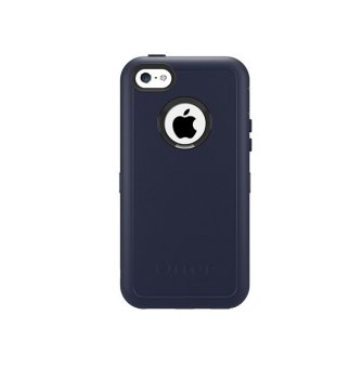 OtterBox Defender Series for Apple iPhone 5c (Black)