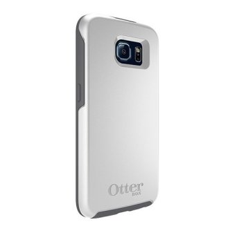 OtterBox Symmetry Series Case for Samsung Galaxy S6 (Glacier)