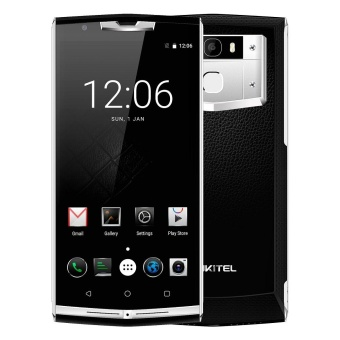 "OUKITEL K10000 Pro 5.5"" Octa-core 4G Phone w/ 3GB RAM 32GB ROM -Black - intl Price Philippines"