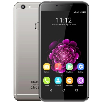 OUKITEL U15S Octa-core 4G Phone w/ RAM 4GB, ROM 32GB - Grey - intl Price Philippines