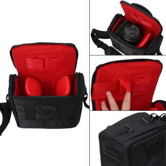 Outdoor Photography Single Shoulder Camera Bag Handbag Case ForDSLR - intl