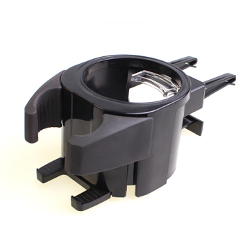 Outlet Drink Holder Cell Phone Fixator SD-1027 Black