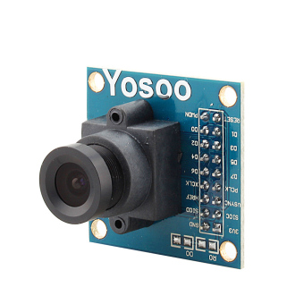 OV7670 30fps 640X480 VGA with I2C Interface Camera Module CMOS - picture 2