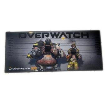 Overwatch Comfort Blizzard Gaming Keyboard MousePad Mouse Pad