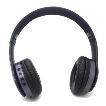 P23 Bluetooth wireless headphone computer headset with Microphone(black) - 4