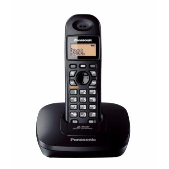 Panasonic DECT KX-TG1611 Cordless Telephone (Black)