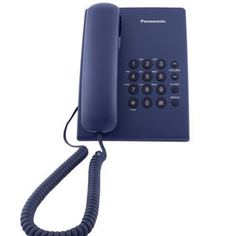 Panasonic KX-TS500 Telephone (Blue)