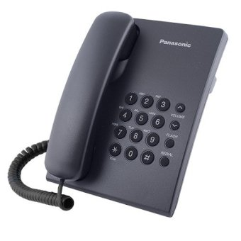 Panasonic KX-TS500 Telephone (Grey)