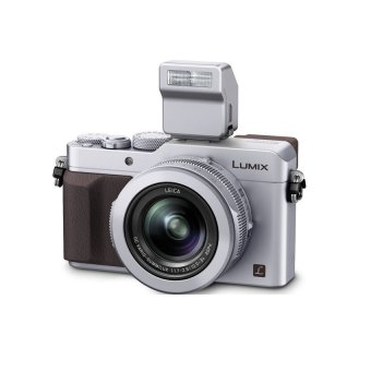 Panasonic Lumix DMC-LX100 Digital Camera - Sliver - picture 2