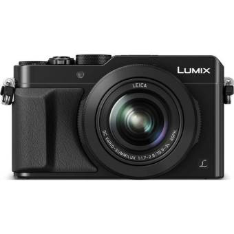 Panasonic Lumix DMCLX100 Black Digital Camera