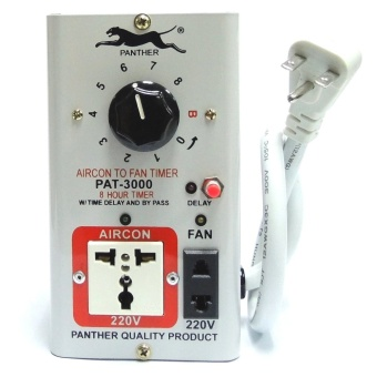 Panther PAT3000D Aircon to Fan Timer with Delay