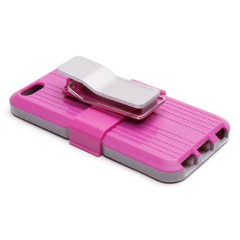 Pasadena Case for iPhone 5c (Violet)