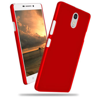 "PC Back Case For Lenovo VIBE P1 5.5"" (Color:Red) Price Philippines"