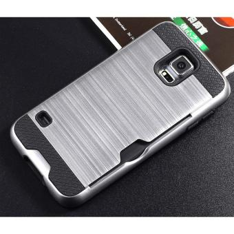 PC Case for Samsung Galaxy S5(Sliver) - intl