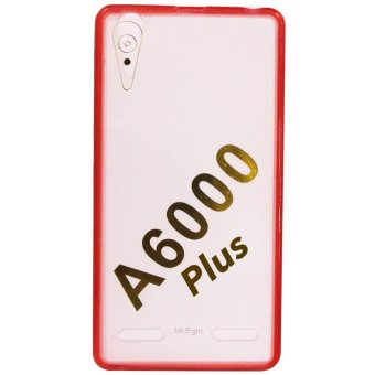 PC/TPU BackCase/SeniorCase For Lenovo A6000 Plus(Red)