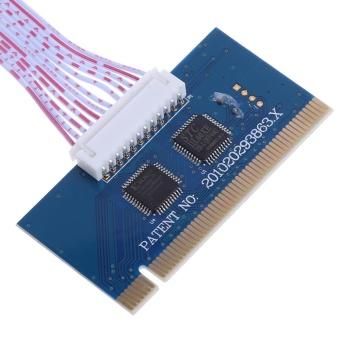 PCI Motherboard Diagnostic Tester Analyzer LCD Post Test Card ForDesktop Laptop - intl - 3