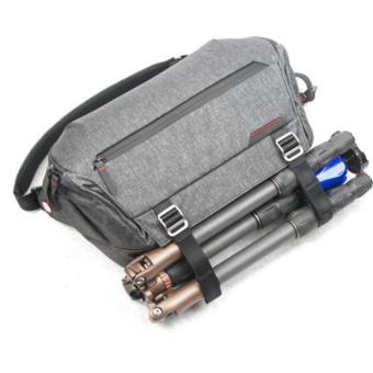 Peak Design Everyday Sling BSL-10-AS-1 10L Camera Bag for DSLR & DSLM - Ash - intl - 3