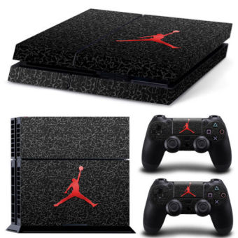 People Vinly Skin Sticker for Sony PS4 PlayStation 4 and 2controller skins (Intl)