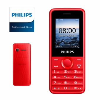 Philips Xenium E103 Basic Mobile Phone Dual Sim