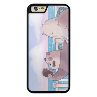 Phone case for iPhone 5/5s/SE We Bare Bears cover - intl