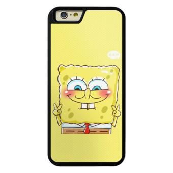 Phone case for iPhone 6Plus/6sPlus SpongeBob SquarePants Cute Bobcover for Apple iPhone 6 Plus / 6s Plus - intl Price Philippines