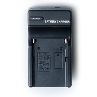 Photozuela Battery Pack Charger for Sony Li-Ion NP-F550/F750
