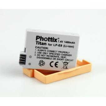 Phottix Li-ion Rechargeable Battery LP-E8