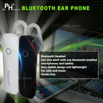 PHstandard Professional Bluetooth Stereo Headset For Android BUY 1 TAKE 1 (black) - 3