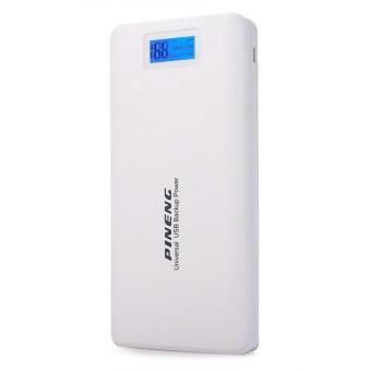 Pineng PN-999 20000mAh Power Bank set of 2 (White) - 3