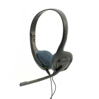 Plantronics Audio 628 USB Stereo Headset (Black)