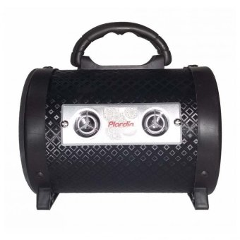 Plardin P-503 Portable Sub-woofer Speaker System (Black)