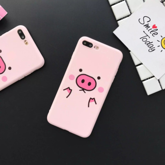 Plus iphone6s pig Apple phone case