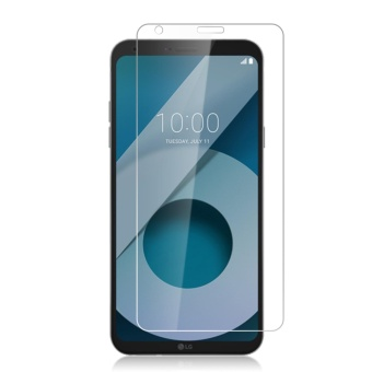 PopSky Tempered Glass Clear Premium 9H Film Screen Protector For LG Q6 - intl