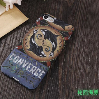 Popular brand cool XIAOMI whole package relief protective case phone case