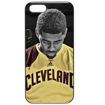 Popular Custom For Apple iPhone 4/4S Case 3.5 Inch Fashion KyrieIrving Phone Cover Case - intl Price Philippines