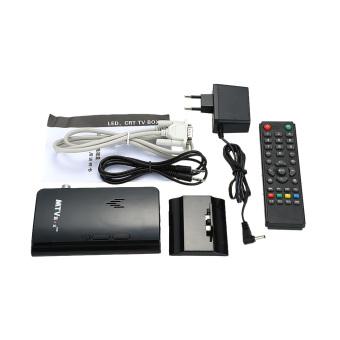 portable lcd tv box analog tv tuner box crt monitor. Black Bedroom Furniture Sets. Home Design Ideas