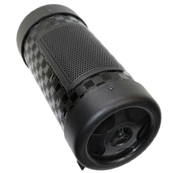 Portable Multimedia Bluetooth Speaker (Black)