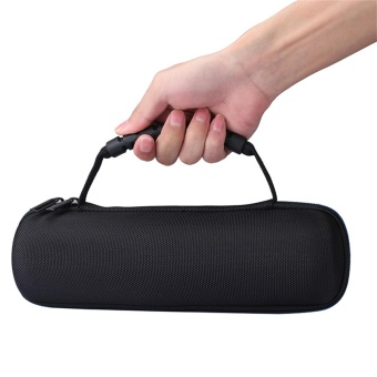 Portable Travel Carry Storage hard Case Bag Holder Zipper Pouch forJBL Charge 2 /Charge 2+ Bluetooth Speaker and Charger - intl - 5