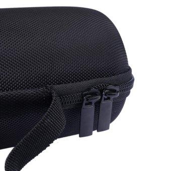 Portable Travel Carry Storage hard Case Bag Holder Zipper Pouch forJBL FLIP 4 Bluetooth Speaker - intl - 5