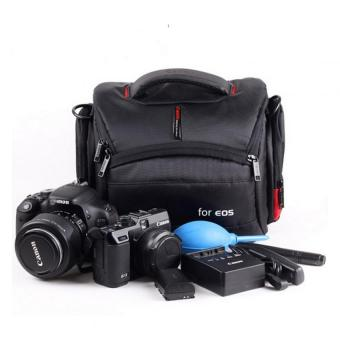 Pot-Bellied Waterproof Camera Case Bag for Canon EOS DSLR 750D 700D 650D 600D 1100D 760D 6D 70D 1200D 550D 60D 7D SX60 t5i t6i Price Philippines