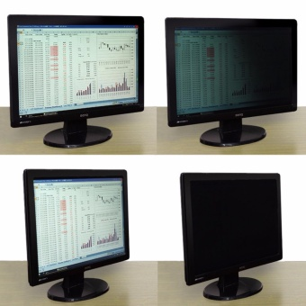 Privacy Protective LCD Screen Filter For 14 Inch PC ComputerMonitor Laptop - intl - 5