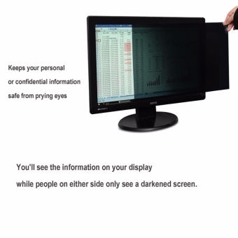 Privacy Protective LCD Screen Filter For 14 Inch PC ComputerMonitor Laptop - intl - 4