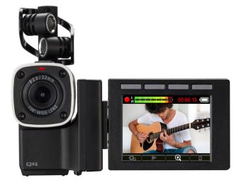 Zoom Q4 Handy Video Recorder (Black) - picture 2