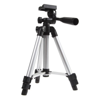 Professional Travel Tripod Digital Camera Camcorder Video Tilt PanHead - intl