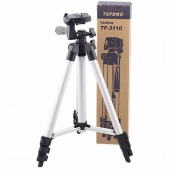 Professional Tripod w/ 3-Way Panhead for SLR or DSLR cameras /Camcorder TF
