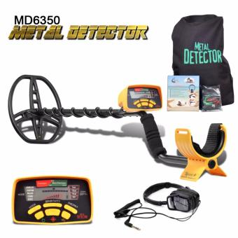 Professional Waterproof Underground Metal Detector MD6350 GoldDigger Treasure Hunter