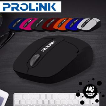 Prolink PM0712G Super Mini Nano Wireless Mouse (Grey) Price Philippines