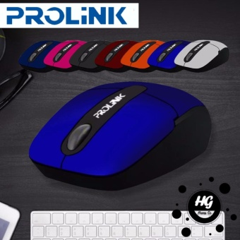 Prolink PM0712G Super Mini Nano Wireless Mouse (Purple) Price Philippines
